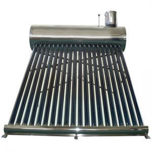 Buy cheap Calentador de agua solar del acuerdo del acero inoxidable de SUS304 2B product