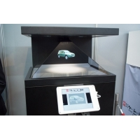 Buy cheap Advertising Box 1920x1080 HDMI 3D Holographic Pyramid product