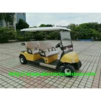 Buy cheap Mini 4 Wheel Drive Electric Golf Carts With 48V Dry Battery For Hotel HS CODE 8703101900 from wholesalers
