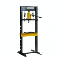 Buy cheap Industrial Hydraulic Central Machinery 12 Ton Shop Press CE Certificated product
