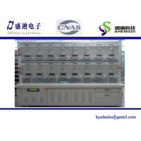 Buy cheap 12-16 Positions Single Phase Prepaid Digital KWH Meter Test Bench 1mA~120A from wholesalers