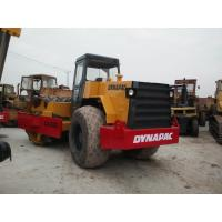 Buy cheap Dynapac CA30D Second Hand Road Roller with  Pull Behind Rubber Tire Roller for sale product