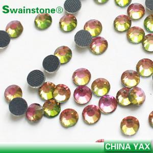 Buy cheap Wholesale ss10/ 16 rainbow lead free rhinestones, lead free rhinestone for decoration product