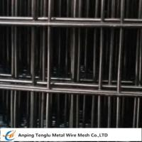 """Buy cheap Black Welded Wire Mesh 