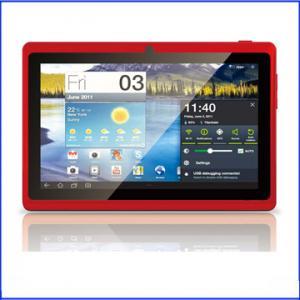China PC androide barata de la tableta Q88 wholesale