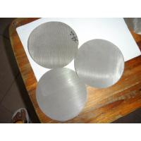 Quality Stainless Steel 304 Weave Filter Screen Mesh For Papermaking Printing Machine for sale