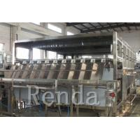 Buy cheap 304 Stainless Steel 5 Gallon Water Barrel Filling Machine For Drinking Mineral / Pure Water product