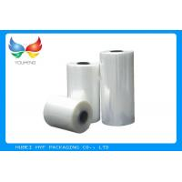 Buy cheap Waterproof PVC Printable Shrink Film, Label Wrap Film For Pharmaceutical Industries product