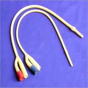 Buy cheap Indwelling Foley Catheter/Silicone Foley Catheter/Foley Catheter product
