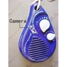 Buy cheap リモート・コントロール防水スパイのラジオのカメラによって隠されたカメラDVR 16GBの動きはスパイのカメラを活動化させました product