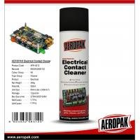 Buy cheap AEROPAK 500ml High Efficiency Multi-Purpose Electrical Contact Cleaner for Electronic Products product