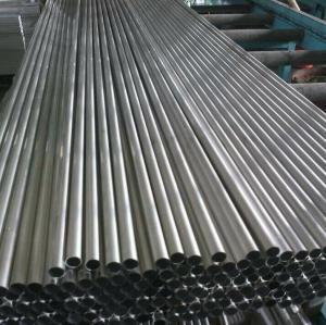 China Magnesium alloy tube AZ31B magnesium alloy pipe AZ61 magnesium alloy profile high strength light weight on sale