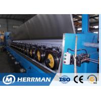 Automatic Wire Drawing Machine Separate Motor Driven 450mm Capstan Diameter for sale