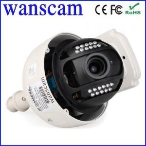 Buy cheap Wanscam- IR-CUTの速度のドームのptz ipのカメラの中の無線ipのカメラ15M夜vison屋外3xZoom product