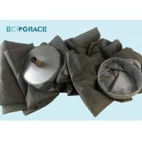 Buy cheap Fiberglass Filter Bag Dust Collector Filter Bags PTFE Membrane Acid Resistant product