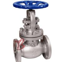 Buy cheap Cast Carbon Steel Industrial Globe Valve 2 Inch ANSI 150LB Rising Stem J40H from wholesalers