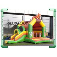 China Simba Multifun 0.55mm PVC Tarpaulin Lion Inflatable Bouncing House Wonderful on sale