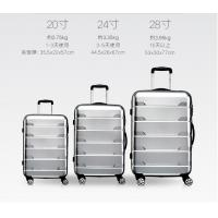 Buy cheap 2017 New Design abs pc travel luggage new fashion ABS/PC luggage set product