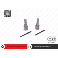 Buy cheap High Speed Steel Denso Common Rail Injector Nozzle Replacement DLLA 154G3S6 from wholesalers