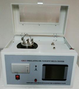 Buy cheap Probador de la resistencia de volumen del aceite aislador de GDGY product