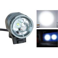 China High lumen 8.4Voltage led bike headlight with high , low , Fast Strobe wholesale