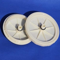 Buy cheap Micro Holes Membrane Disc Diffuser DN 200mm 260mm 300 Mm product