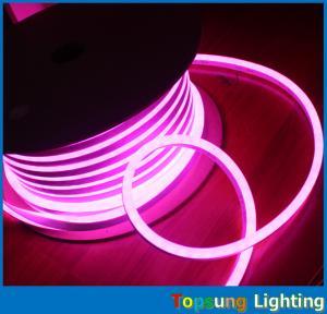 Buy cheap 流行の8.5*17mmはネオン屈曲ライト30000寿命ピンク ロープ ライトを導きました product