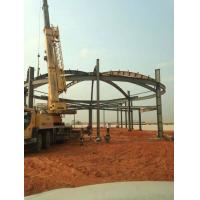 Building Frame Bolt : High strength bolt prefabricated steel structure building