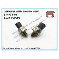 China GENUINE AND BRAND NEW FUEL RAIL PRESSURE SENSOR 55PP32-01, 110R-000096 on sale