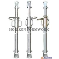 Buy cheap Adjustable Push Pull Props For Supporting Wall Formwork, OEM Avaliable from wholesalers