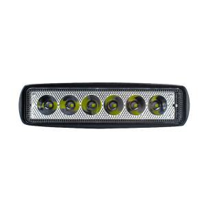 Buy cheap Auto 18W IP67 6pcs 6000K Waterproof LED Work Lights product