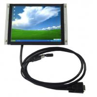 Buy cheap 8 Inch Open Frame SKD HL-808B Monitor with Touch Screeen for Industrial PC IPC Display product