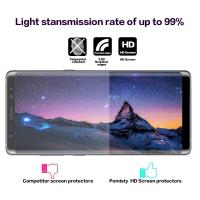 Buy cheap Dust Proof 3D Full Cover Tempered Glass Screen ProtectorHd Optical Clarity from wholesalers
