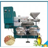 Buy cheap Stainless Steel Edible Oil Production Line Automatic Olive Oil Press Machine product