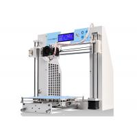 China Heating Bed Metal Casting Prusa 3D Printer Portable TPU Filament Self Assembly on sale