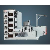 Buy cheap 5 color flexo printing machine with ir dryer with lifter device product