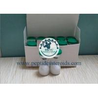 China Pentadecapeptide Bpc 157 Peptides Steroids White Crystalline Powder For Bodyduilding wholesale
