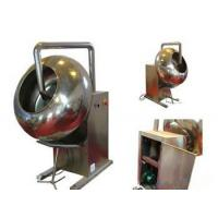 Buy cheap 150 Kg / H Capacity Heating Pill Tablet Coating Machine For Food  / Candy Industry product