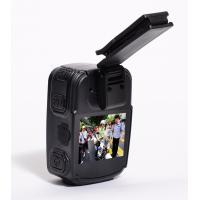 Buy cheap Dustproof Police Wearing Body Cameras 80×57×30 Mm 5 To 8 Hours Recording Time product