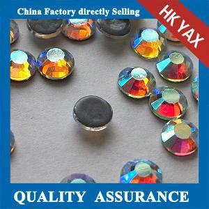 Buy cheap 0527C Factory wholesale DMC rhinestone, round DMC rhinestone flat back, DMC crystal rhinestone product