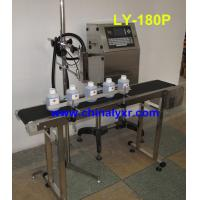 Buy cheap 2015 Hot Sale Industry CIJ Time Date Inkjet Printer/LY-180P/industrial printing machine product