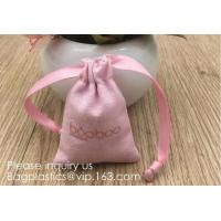 Buy cheap Cotton Muslin Bags with Drawstring Gift Bags Jewelry Pouches Sacks for Wedding Party and DIY Craft,gifts, jewelries, sna product