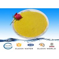Buy cheap Industry PAC chemical for textile waste water treatment as settling flocculant CAS No 1327-41-9 product