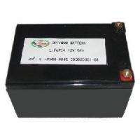 China Lithium Battery 12V 10Ah on sale