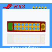 Buy cheap Custom Buttons Best Saler Sound Pad For Books product