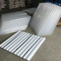 Buy cheap 35mm PP Tube Settler In Water Treatment Plant plate and tube settlers product