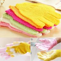 Buy cheap Shower Scrubber Exfoliating Back Scrub Exfoliating Skid resistance Body Massage from wholesalers
