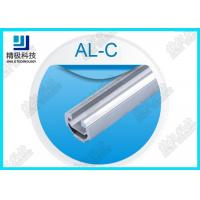 Buy cheap Trundle Card Slot Aluminum Alloy Pipe Extruded Seamless Pipe Anodized AL-C product