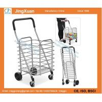 China RE1110L Gotobuy Travel Shopping Cart Folding Swivel Wheel Grocery, Shipping Trolley on sale