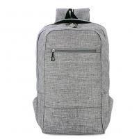 Buy cheap Environmental Polyester Laptop Bag Backpack With Laptop Sleeve 28*43*12 Cm product
